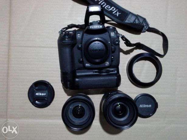Material fotográfico profissional NIKON