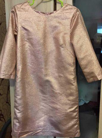 Плаття жіноче блискуче
