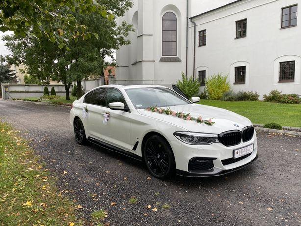 Auto, samochod do slubu BMW 5 G30 mperformance