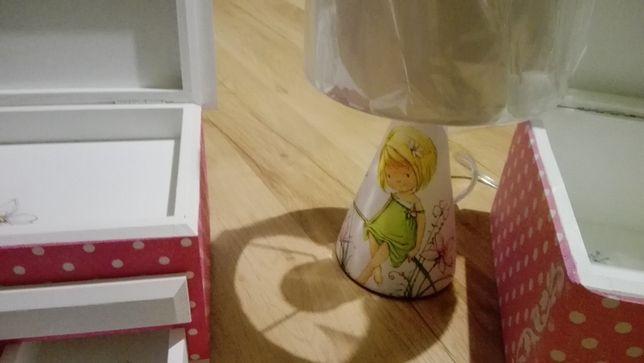 Lampka do dziecięcego pokoju