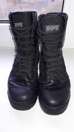 Фирменные Берцы Magnum. Высоконадежная военная военная обувь .