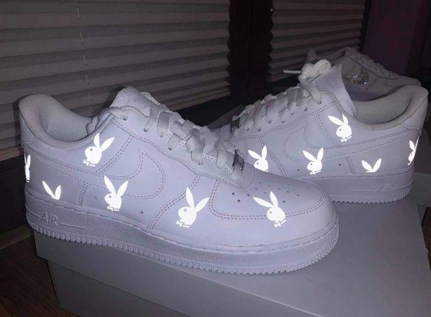 Nike air force playboy