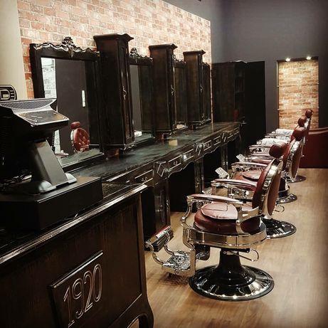 Mobiliario e Cadeiras barbeiro
