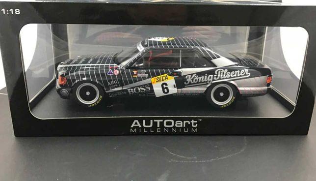 Mercedes-Benz 500 Sec AMG 24h Spa 1989 - Autoart