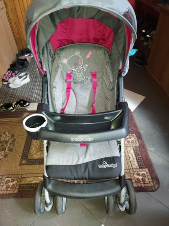Sprzedam spacerówke Babydesing Walker