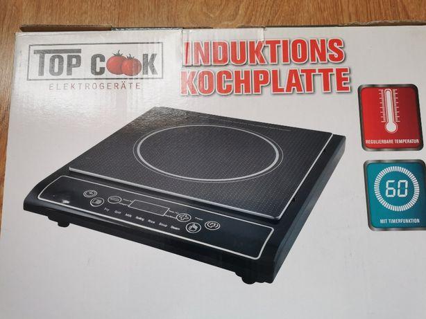 Kuchenka INDUKCJA używana 1 paknik. ODSTĄPIĘ :