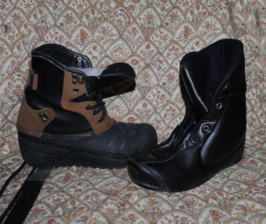Брендові чоботи для сноуборда X-Cuse 36 [Італія] (сапоги ботинки)