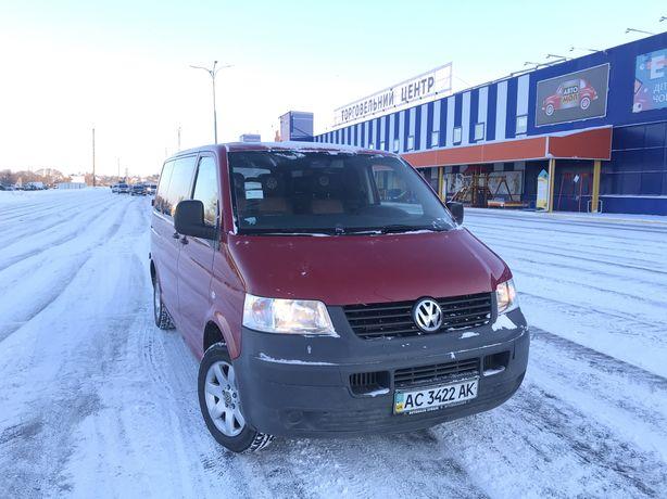 VW T5 1.9 TDI 2006