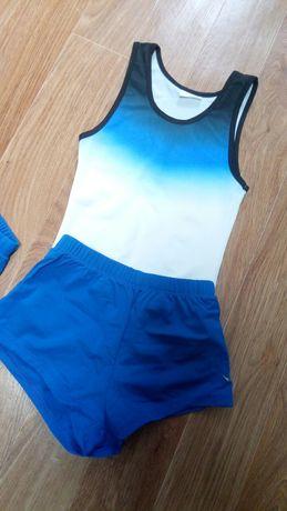костюм на мальчика для спортивной гимнастики