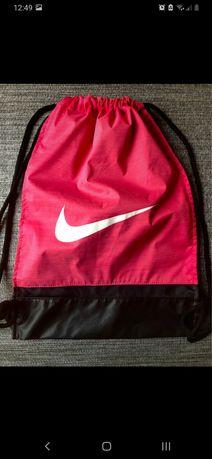 NOWY Nike worek nike brasilia kieszenie
