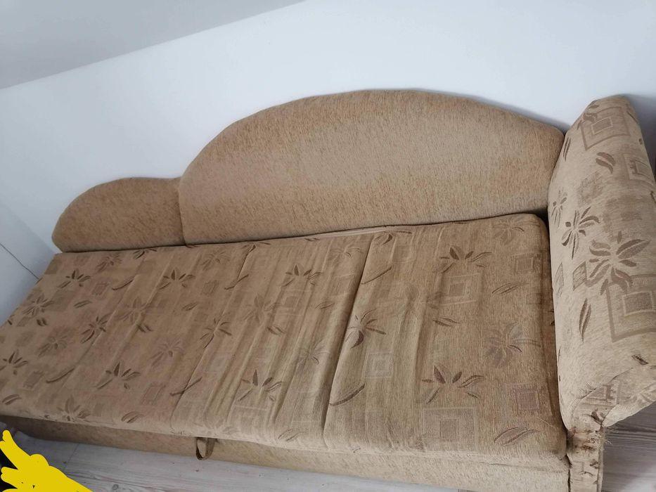 Sofa/ kanapa z funkcją spania Mikołajki - image 1