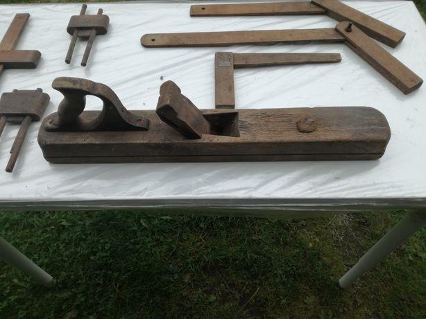 Stare stolarskie narzędzia dla pasjonatów.