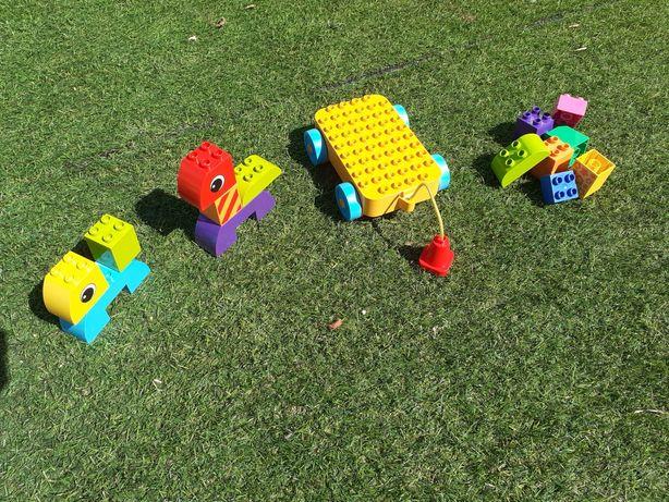 Lego Duplo - Construir e Puxar (para os mais pequenos)