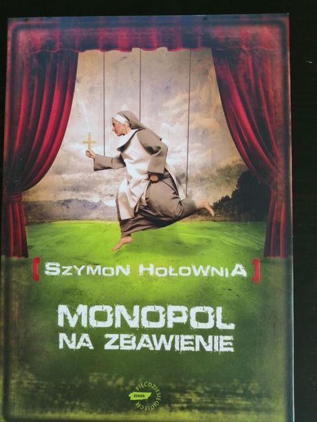 """Szymon Hołownia """"Monopol na zbawienie"""""""