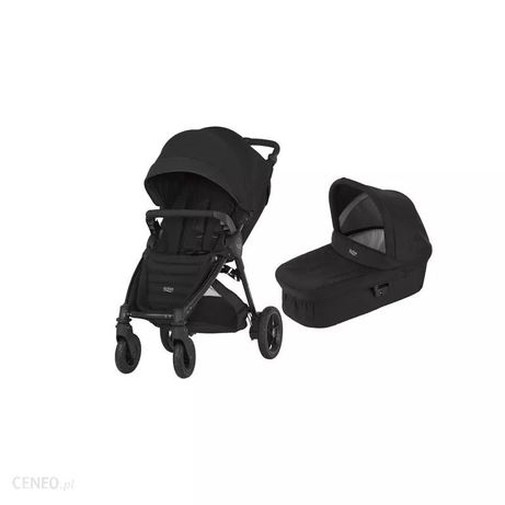 Britax-Romer B-Motion 4 Plus - wózek gondola spacerowy | Cosmos Black