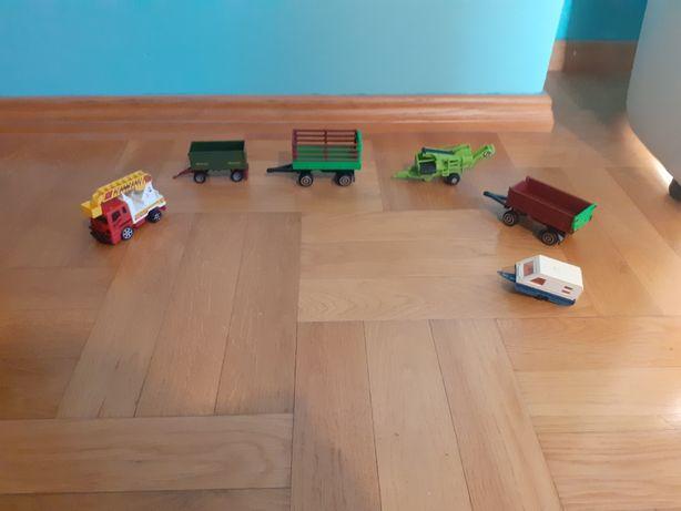 Przyczepy , camper,wóz strażacki dla dzieci