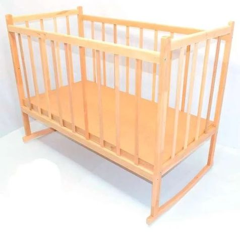Детская кроватка-качалка.