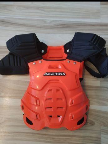 Ochraniacz klatki piersiowej, buzer Acerbis Robot(zbroja, mx, enduro)
