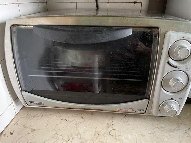 Mini forno electrico Delonghi