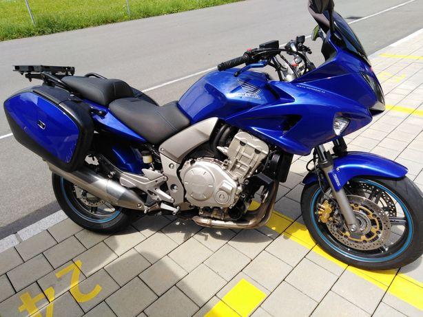 Honda CBF 1000 Szwajcaria