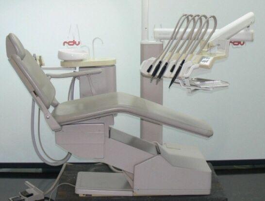 Cadeira dentária Kavo Systematica 1060 para peças