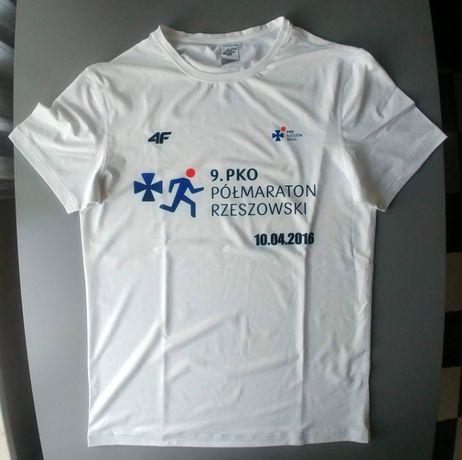 SUPER koszulka do biegania 4F z 9 PKO Półmaratonu L ! OKAZJA !