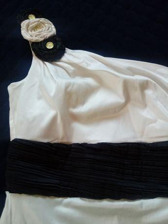 Sukienk jasna 38