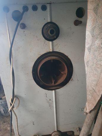 Caldeira a gasóleo para aquecimento central