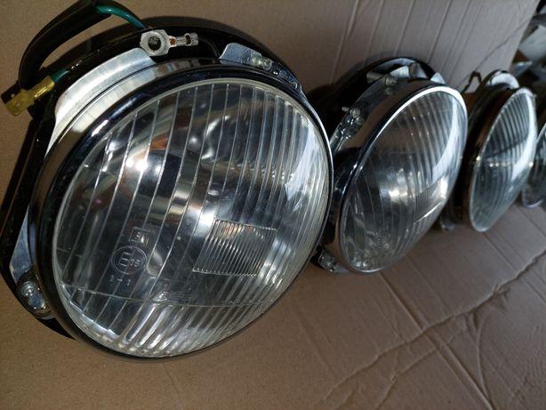 Nowy kpl lampy przod 4szt z epoki fiat125p polonez borewicz