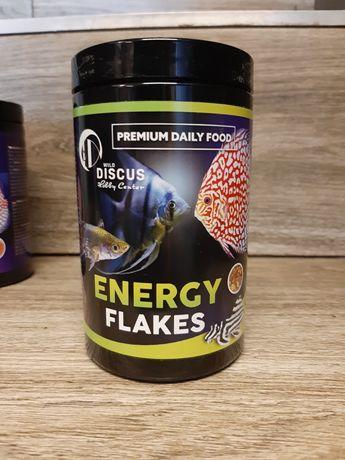 Discus Premium Daily Food ENERGY flakes 400ml