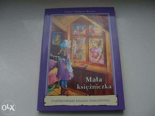 Mała Księżniczka Nowa Książka Zielona Sowa