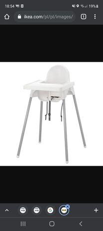 Nowe Krzesełko do karmienia IKEA
