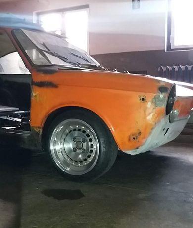 Mocowanie resora Fiat 850 sport coupe 1970r