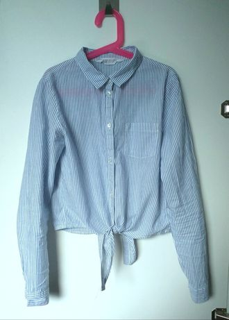 Koszula dziewczęca H&M 158