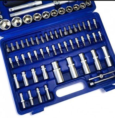 Комплект. Набор, как на СТО | ключи 108 шт, инструменты | мужские. тре
