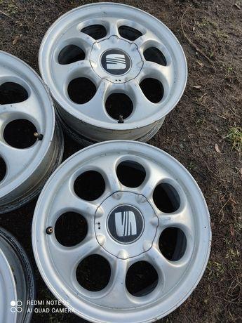 Felgi aluminiowe 15 cali, Seat ,Audi,Skoda 5x100