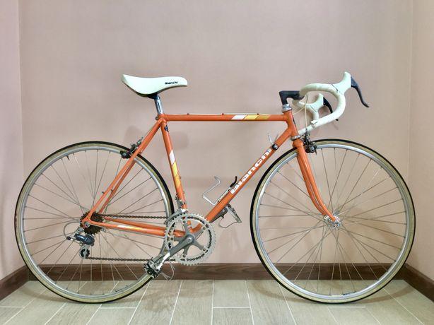 Bianchi шоссейник, шоссер, шоссейный велосипед