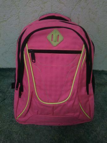 Рюкзак  розовый турция