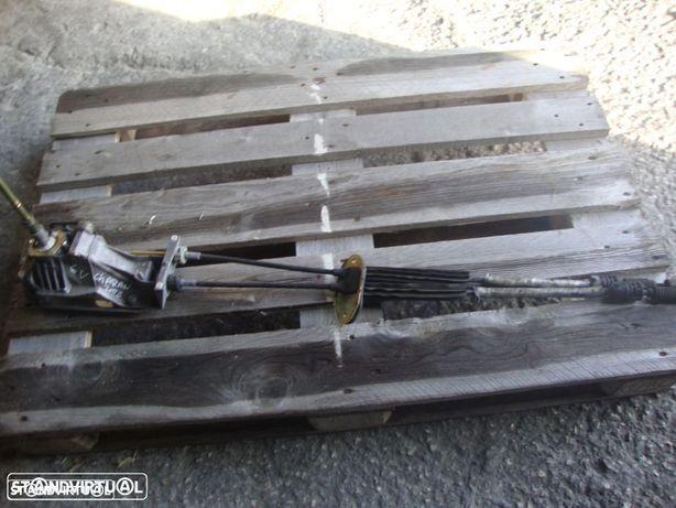 Selector de mudanças de 6 velocidades VW Sharan