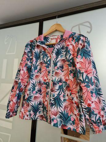 Классная куртка ветровка Mango р.152