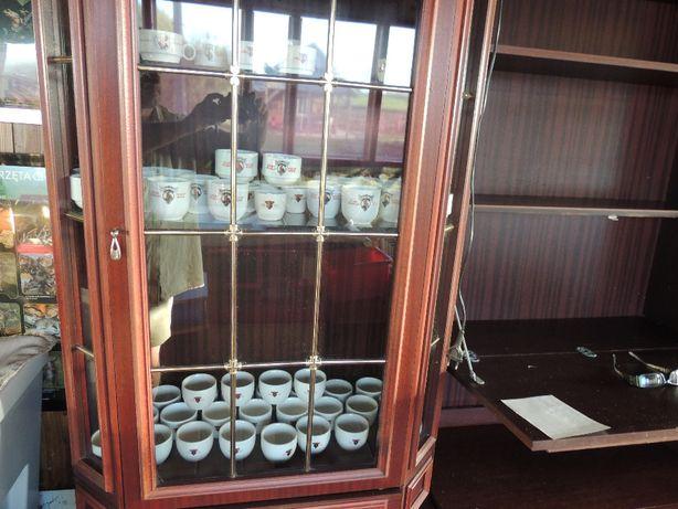 Kolekcja filiżanek Pelikan okazja po 1 zł sztuka