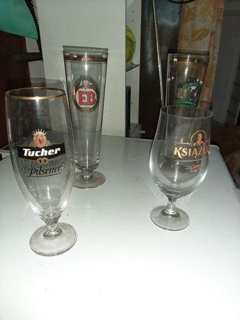 Kufle do piwa   szklane
