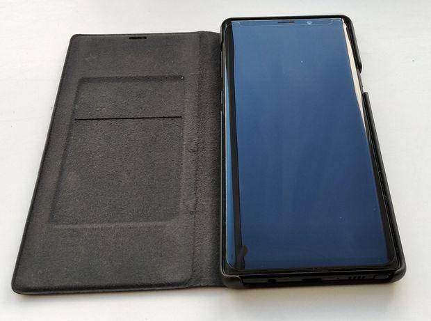 Samsung note 9 SM-N9600 6/128 + смарт чехол