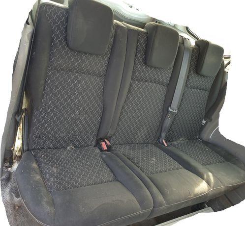 renault kangoo III 3 II 2 tylna kanapa fotel