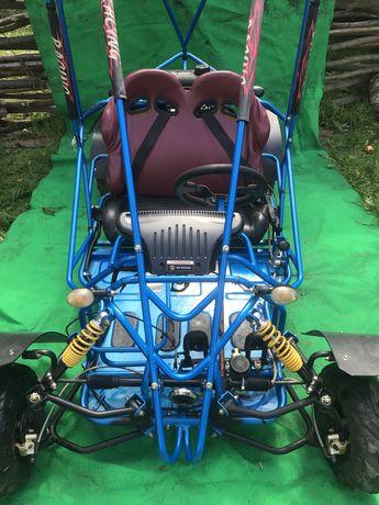 Обмін !! Kandi 125cc , баггі , багі , buggy , бензиновий