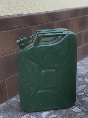 Канистра металлическая 20 л СССР