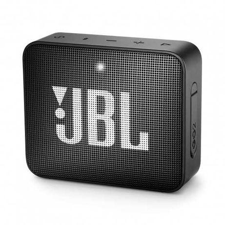 Coluna Portátil JBL GO 2 Bluetooth - Preto