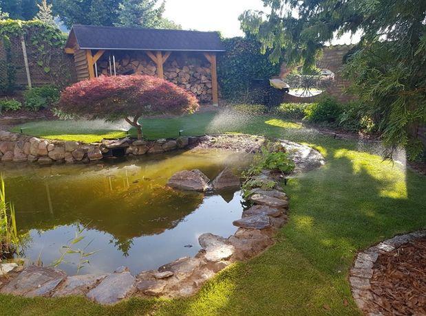 Projektowanie/Zakładanie/Nawadnianie Ogrodów-Klinika Ogrodnika