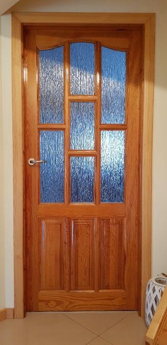 Drewniane drzwi wewnętrzne Zbrosławice - image 1