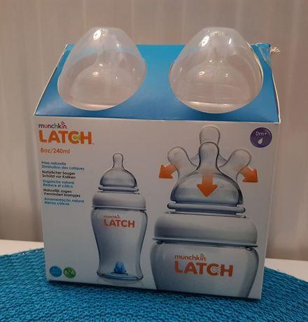 Antykolkowe butelki Munchkin Latch